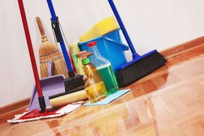 نظافت منازل و محل کار