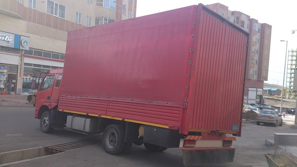 برونسپاری اسبابکشی؛ از بستهبندی تا حمل و نقل اثاثیه