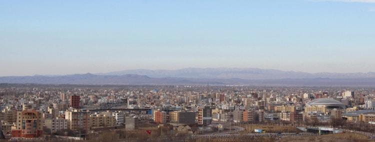 معرفی شهر اردبیل