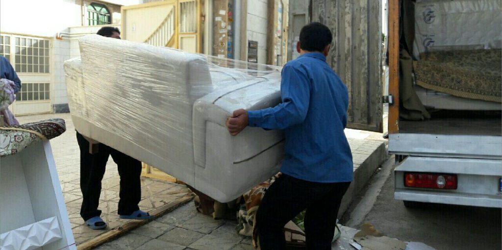چند نفر برای حمل اثاثیه منزل لازم است؟