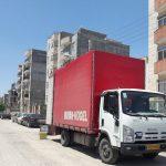 نرخ کرایه کامیون بین شهری – تعرفه سال ۹۷کلیه شهرهای ایران