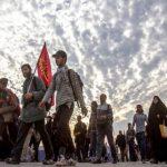 حمل و نقل بار از تهران به کربلا نجف و …