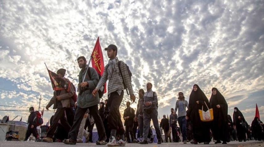حمل و نقل بار از تهران به کربلا نجف