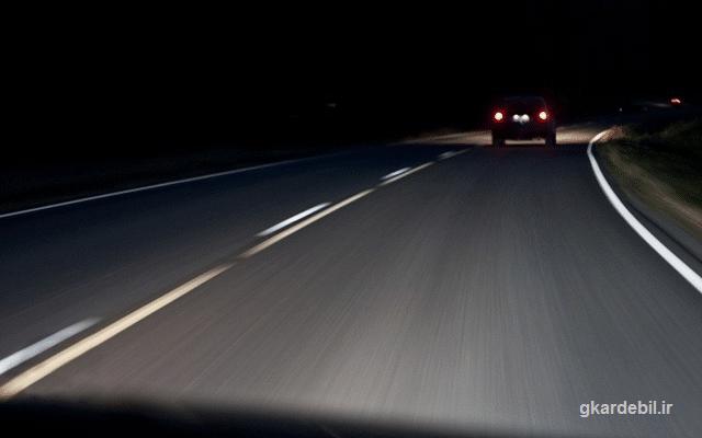 رانندگی شبانه