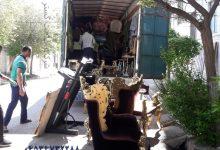 حمل اثاثیه منزل در اردبیل