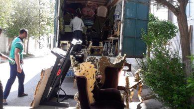 تصویر از خدمات اسباب کشی در اردبیل